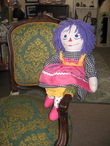 Purple-Haired Annie