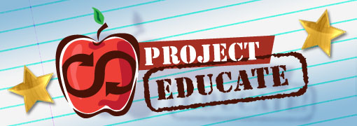 Bookmans Project Educate