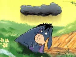ss.cloudoverhead.eeyore-rainwallpaper