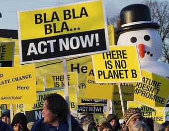 Bla Bla Bla... Act Now!